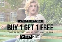 Yepme Offers, Deals & Discount / Yepme offers on shoes, clothing, watches, jewelry and sunglasses for men & women at Mytokri.com