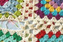 Crochet Joining