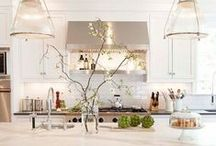 Kitchen Inspiration / Everything we love about Kitchens complied into one folder!