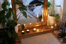Zen Your Home / Convert your home into a sacred place where prana flows easily and you can meditate and be at peace.