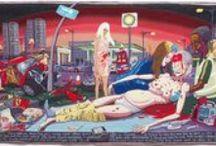 Social Commentary - Art