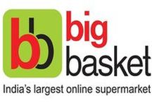 Bigbasket Coupons For Grocery Discount / Check out MyTokri.com first and get Maximum groceries online offers for food shopping online in India.   At Mytokri Bigbasket Store, you will discover number of Bigbasket Grocery Discounts, coupons, offers Provides So that you don't need to talk about any other benefits.