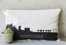 Kent #FolksyFriday / Items for sale on Folksy for #folksyfriday depicting the County of Kent