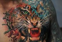 Tattoo Goodness / Rich & thought provoking tattoo artwork.