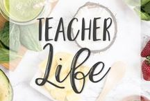 Teacher Life | Healthy Eating, Exercise, & Lifestyle / Teachers are multifaceted individuals. This board houses other resources for teachers about living healthy including recipes, workouts, travel, and more.