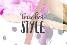 Teacher Style | Teacher Clothes | Teacher Outfits / Pinning outfits we love for the modern teacher for both inside and outside of the classroom