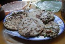 Food of El Salvador / Yummy food, treats and recipes from El Salvador. / by Explore-Beautiful-El-Salvador.com