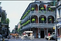 New Orleans, Louisiana / Discover Bayou New Orleans attractions that will be perfect for your next vacation!