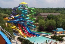 Water Parks All Over the World / Check out some of the best water parks located throughout the world for your next summer vacation!