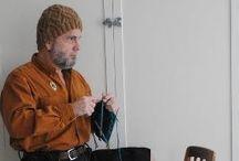 Men do knit!