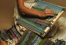 Weaving / Telares