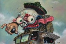 Lowbrow and pop surrealism
