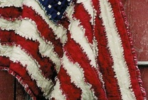 Event: Patriotic / For any of the 'patriotic' holidays and events ~ Memorial Day, July 4th, Veteran's Day.  Some great recipes, crafts and ideas to share.  / by Judy Mathena-Fishell