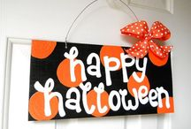 Halloween Decor Ideas / Halloween is such a fun time to decorate the house, this board is full of ideas for getting your spook on.