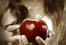 """Apples are Sweet / I'm nick named """"Sweet Apple."""""""