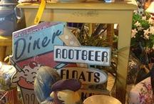 "#Home Decor and Great "" Finds"" at Tollen Farm / We sell wonderful , one of a kind and unusual ""finds"" in our shop on the farm. Come discover a treasure for your #home or  #garden. Check out our garden  #decor board too!"