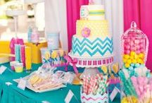 Birthday Party Ideas / by Gail Archibald