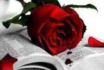 Bloodflowers / When beautiful things bleed