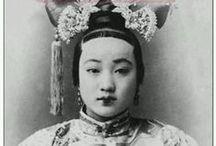 Ancient Asian Attire