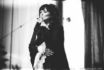 Ann Wilson (Heart) / by Megan Hunter