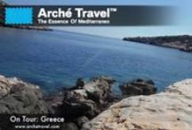 Travel Videos - Tour Greece / 7 days on the road – more than 1000 km of roads that run through the fantastic scenery of Mainland #Greece and the island of Corfu...Follow The Essence of #Mediteraneo