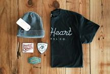 Products / Take Heart Apparel Co. - 20% from each purchase goes to the partner charity of your choice.
