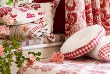 Red and White/French Country / A style I like