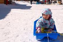 Other snowy activities