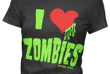 Zombies It's in your head...in your head-ed-head / I eat brains