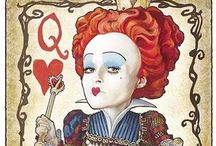 Queen of Hearts / Off with your head