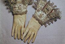 Vintage Gloves / A true lady wears gloves..at least in winter