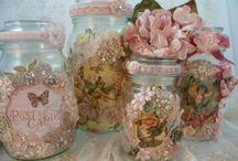 Altered Jars - Recycle!