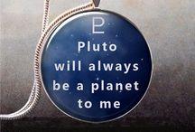 Twinkle twinkle little star / Pluto is a planet!!!