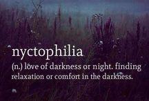 Dark / Happiness in Darkness