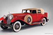 Vintage cars / Voitures anciennes