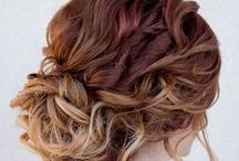 Prom Hairstyles / You've got the perfect dress, the perfect date, and now you need the perfect hairstyle! Look here for great inspiration!
