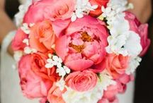 Beautiful Wedding Bouquets / Beautiful wedding bouquet inspiration! With everything from elegant pastels and vibrant colorful flowers, to more unique types such as succulents, there's something here for every bride! Brought to you by Milroy's Tuxedos.  www.MilroysTuxedos.com