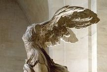 Statues, Sculptures & Carvings