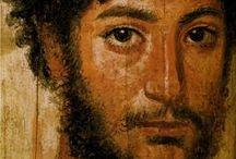 Peinture funeraire Antiquité