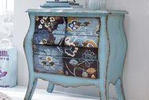 DIY Art Furniture