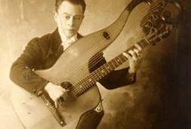 Instruments de musique / musiciens
