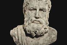 Sculptures. Prehistoire a nos jours.