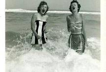 """Moi la mer elle ma pris, j'me souviens un mardi"""