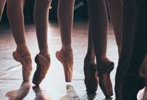 Pointe Shoes / You don't want to see what these things do to our feet, but on the outside they are works of art and a ballerina's best friend