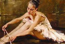 Dance Art / Art about art