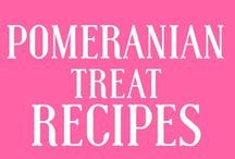 PomeranianTreat Recipes / Official Pommy Mommy treat recipes and helpful treat related items.