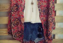 Wardrobe / Things I'd like to wear