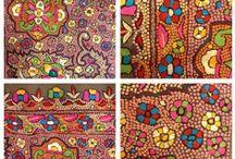 Earth Heir | Handmade Pashmina / Cashmere Scarves & Shawls / Handwoven cashmere scarves made by weavers in Kashmir.