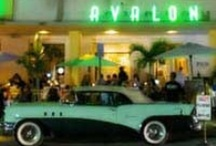South Beach Miami - Sister Properties / The Avalon & The South Seas Hotels - right on the water in the art deco district of South Beach