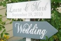 Wedding ideas / by Monica Fritsch Neumann